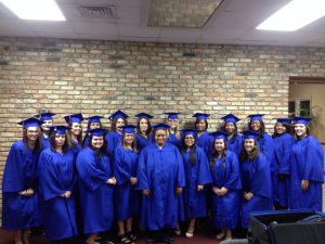 Delta College Covington Graduation Jan 2015